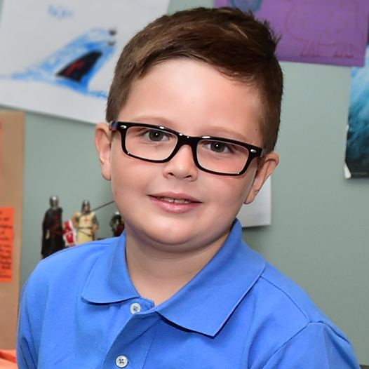 Liam, CAR-T cell therapy recipient